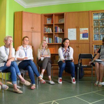 Szkolenie koordynatorów wolontariatu