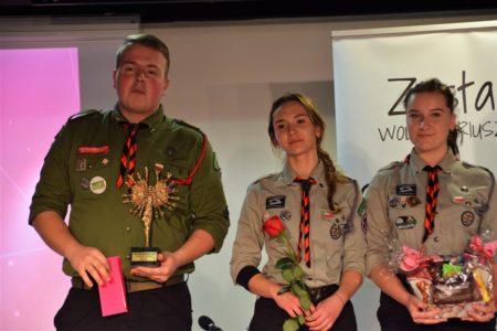 Harcerska Służba Porządku Publicznego Starachowice - Laur Wolontariatu 2017
