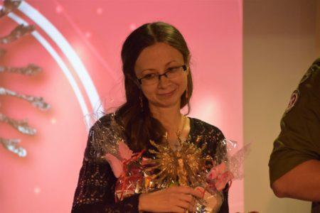 Agnieszka Poręba - Laur Wolontariatu 2017