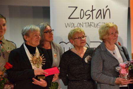 Wolontariuszki Archiwum Diecezjalnego wKielcach - Laur Wolontariatu 2017