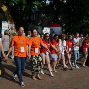 Wielki Festyn z wolontariuszami DCW