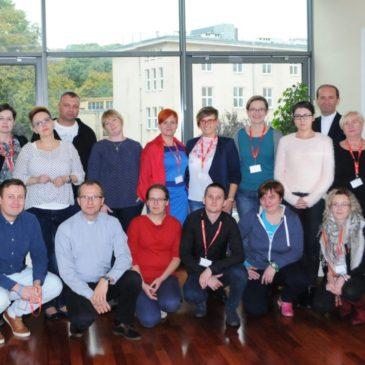 Szkolenie koordynatorów wolontariatu Caritas