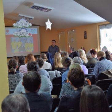 Konferencja szkoleniowa opiekunów SKC