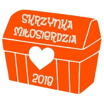 """""""Skrzynka Miłosierdzia"""" – Edycja 2018"""