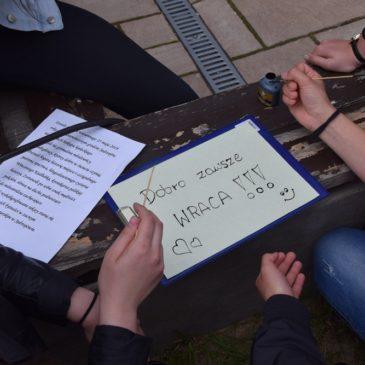 Młodzi wolontariusze Caritas spotkali się w Jędrzejowie