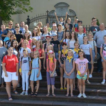 Nasi wolontariusze na kolonii polonijnej
