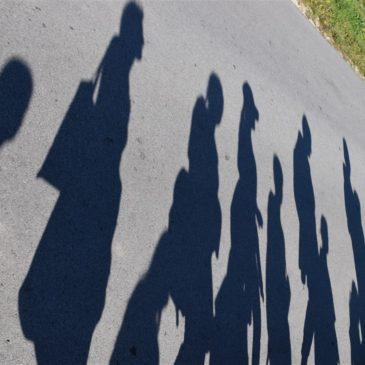 Wolontariusze na świętokrzyskim szlaku