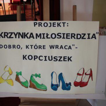 Projekt SKC Piekoszów