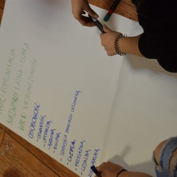 Młodzież Caritas szkoliła się w Kaczynie
