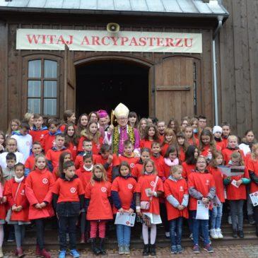 Jubileusz w Iwanowicach i Poskwitowie