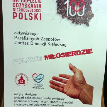 """Działania PZC w """"Polskim Miłosierdziu"""""""
