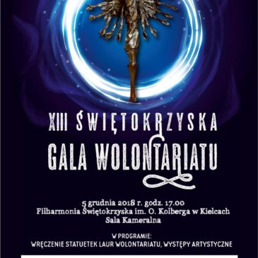 """XIII Gala """"Laur Wolontariatu"""""""