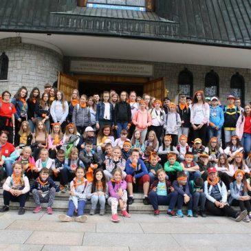 Podsumowanie Wakacyjnej Akcji Caritas