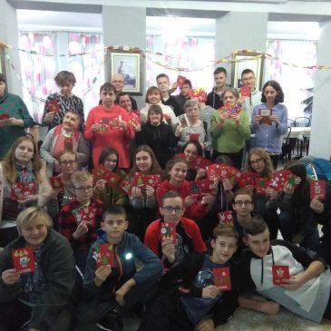 """SKC Oleszno realizuje projekt """"Lubię pomagać"""""""