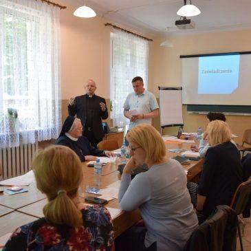 Spotkanie o wolontariacie w pomocy społecznej